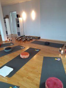 Yoga und Klang: Verwöhne dich mit einer Auszeit @ bodysoulmind – Tanja Bauer
